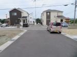 前面道路含む現地写真 (2)
